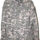 US ARMY AIR FORCE DIGITAL CAMO BLOUSE SHIRT L/L LARGE LONG