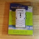 TRAVELSMART BY CONAIR ALL-IN-ONE ADAPTER AND CONVERTER COMBO UNIT COUNTRIES