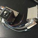 BODINE ELECTRIC DC SPEED CONTROL WPM-2137E W/ ALLEN BRADLEY START STOP SWITCH