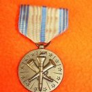 VINTAGE AUTHENTIC ARMED FORCES RESERVE MEDAL FULL SIZE MILITARY