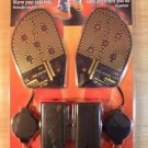 NEW INDUS-TOOL CF COZY FEET AA BATTERY OPERATED HEATED SHOE WARMER SYSTEM