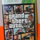 GRAND THEFT AUTO FIVE FOR XBOX 360