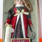 NEW CLASSIC TREASURES SPECIAL EDITION COLLECTIBLE BISQUE PORCELAIN DOLL