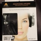 NEW BEHRINGER HI-DEFINITION DJ HEADPHONES HPX2000 SILVER/BLACK