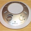 NEW HOMEDICS  SS-2000F PORTABLE SOUND MACHINE W/6 RELAXING SOUNDS