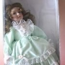 NEW ADORABLE MEMORIES EARLY BLOSSOM VIOLA GENUINE BISQUE PORCELAIN DOLL