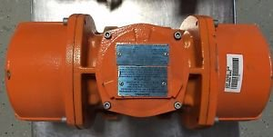 SWECO CD12-1630 3 PHASE 0.30 HP 1200 RPM 1630 FORCE/LBS ELECTRIC VIBRATOR MOTOR