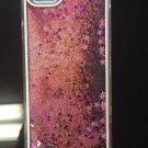 IPHONE 6 6S CASE PINK SPARKLY GLITTER STAR CASE PHONE 4.7'' LUXURY BACK COVER