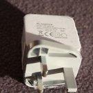 NEW YUBI POWER UE TO 2 PORT USB TRAVEL WALL ADAPTER UK TRAVEL 240VAC