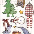 Provo Craft Watercolor Stickers Winter