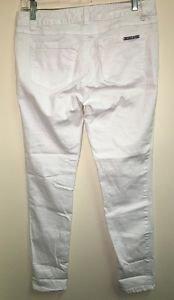 Women's Size 2 Michael Kors White Skinny Jeans