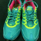 NEW Nike Air Max Torch 4 Running Shoes, 343851-376 Jade/Back/Pink, Women's 11