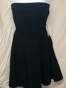 Women's Xs Black Express Tube Dress