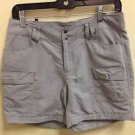Women's Size 6 Grey The North Face Shorts
