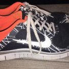 Authentic Men's Nike Free 4.0 Print Running Shoes Size 9 621934–018