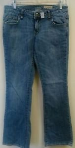 "Women's size 9 ""A chip and pepper production jeans LA Jolla Flare"