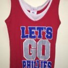 Women's Large Campus Life Style Philadelphia Phillies Tank Top Shirt