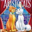 The Aristocats (VHS 1996) Masterpiece~Walt Disney   Free Shipping