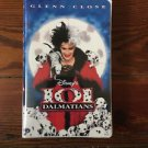 VHS Movie O_O – Disney's 101 Dalmatians (Glenn Close)