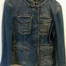 Ladies DKNY jean jacket with gem design