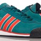 Men's Sz 11 Adidas Samoa Sneakers Jimmy Jazz C76641 Teal/orange Miami Dolphins