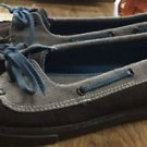 Women's Vans Abby Boat Shoes Brown Shoes Size 10.5 Moccasins