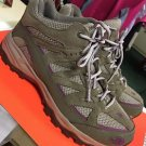 The North Face Gray/brown/purple Trail Walking Hiking Boots Shoes Women's 9