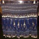 Women's Hollister Skirt, XS, Navy Blue