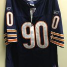 Chicago Bears Julius Peppers NFL Reebok On Field Football Jersey Men's 54 Sewn