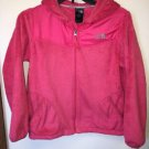 Girls Large 14/16 Red/pink The North Face Furry Jacket Coat
