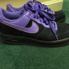 Nike Air Force XXV Size 10.5 Purple Black Orange 317295-051