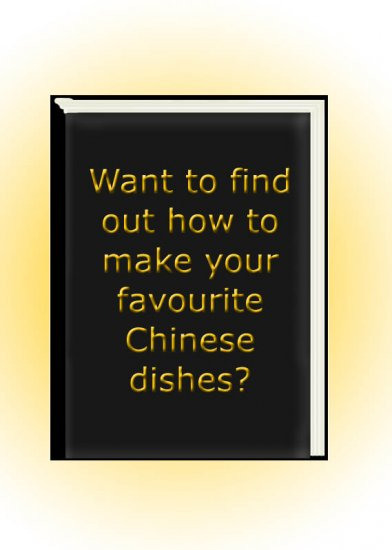 Make your favourite Chinese dishes!