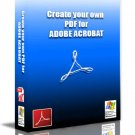 PDF Creator ideal for ADOBE ACROBAT!