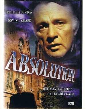 Absolution - DVD - Movie - Richard Burton and Dominic Guard
