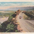 CL94.Vintage US Postcard. Skyline Drive near Canon City, Colorado.