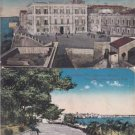 BZ173. Vintage Postcards X 2. Views of Taranto, Italy