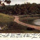 CO74.Vintage US Postcard. Greenwood Park. Des Moines, Iowa