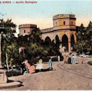 CO71. Vintage Postcard. Zoological Gardens. Buenos Aires. Argentina