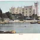 CP85. Vintage Italian Postcard.Miramar.Trieste. Italy.