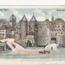 CK20.Vintage Postcard. The German Gate. Metz, France. Porte des Allemands.