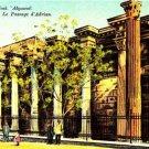 CJ41. Vintage Greek Postcard.Adrian's Passage. Athens. Greece