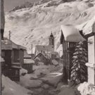 CM14.Vintage Swiss Postcard. Andermatt. Die Reuss. Switzerland. River Reuss