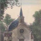 CL30.Vintage French Postcard.Chapel at Clichy-sous-Bois.
