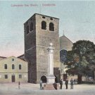 CP79. Vintage Italian Postcard. Cattedrale San Giusto. Domkirche.Trieste. Italy.