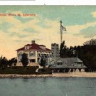 CA100. Vintage US Postcard. Neh Mahbin. St. Lawrence River.Thousand Islands. NY