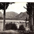 CQ05.Vintage Postcard. Head waters of the Grand River. Colorado. US