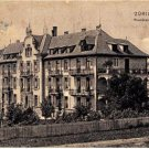 CO81.Vintage Swiss Postcard. Theodosianum, Zurich. Hospital, Nursing Home?