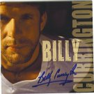 AUTOGRAPHED BILLY CURRINGTON CD Signed ON SALE