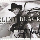 AUTOGRAPHED CLINT BLACK CD Signed RARE HOF