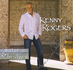 AUTOGRAPHED KENNY ROGERS SIGNED CD NEW